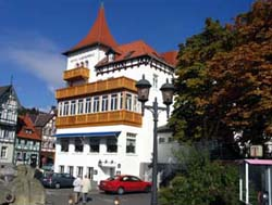 Hotel Kronprinz Bad Salzdetfurth
